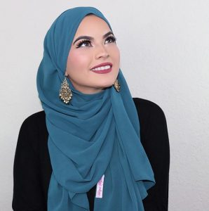 Hijab-To-Show Earrings latest