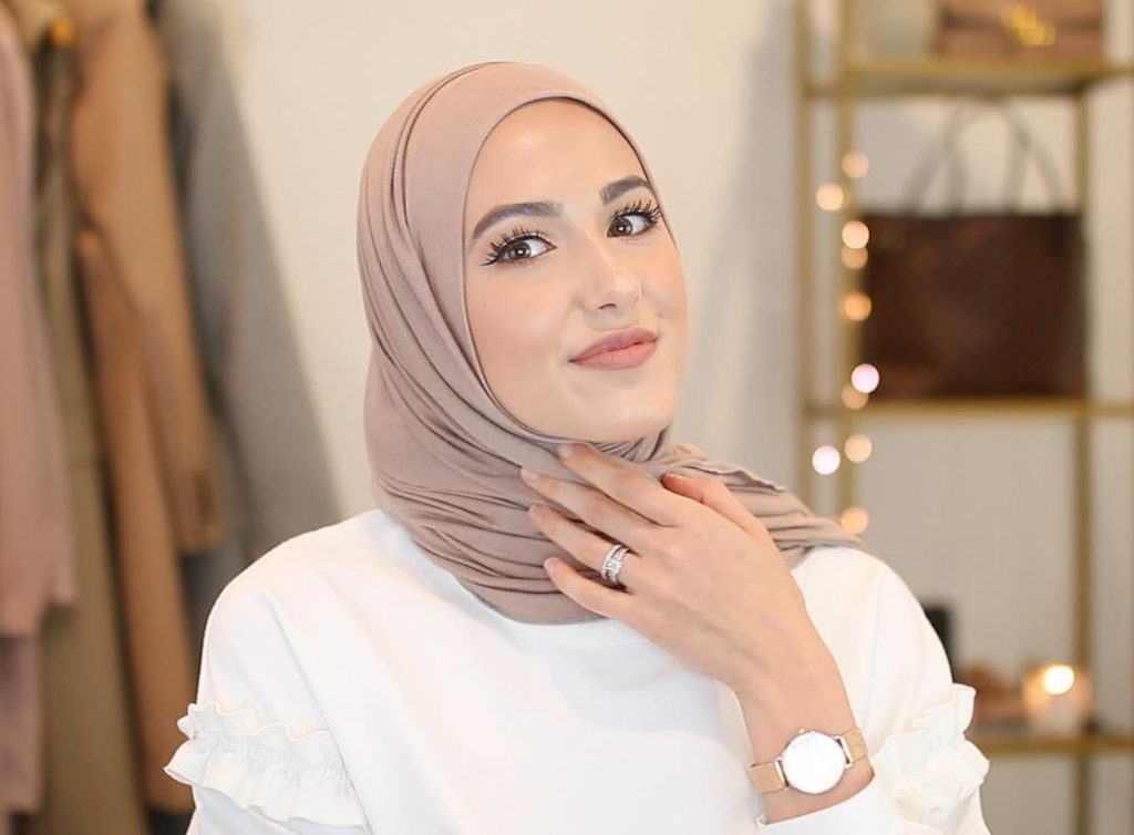 Hijab in Summer