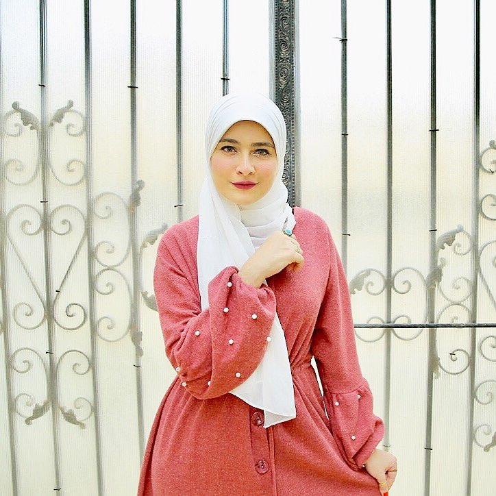 Hijab in Winter