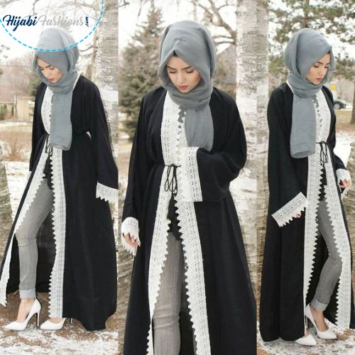 Abaya Style and fashion