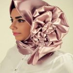 Bright Neon Colored Hijab