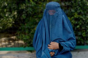 Burqa style