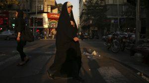 Chadar Hijab Style