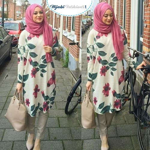 Chic Royal Arabic Hijab