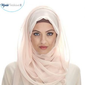 Hijab With Inner Scarf