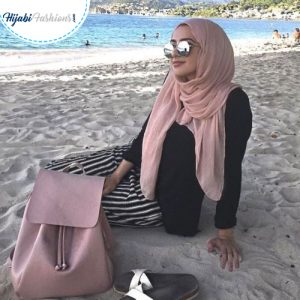 hijab style for summer