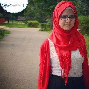 Kids School Hijab