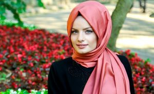 Turkish Hijab style and fashion