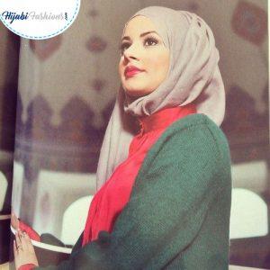 Perfect Match Arabian hijab