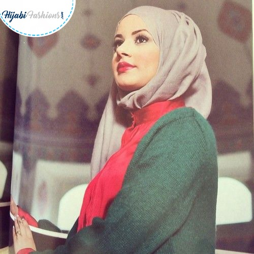 Perfect Match Arabian hijab