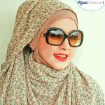 Turkish Hijab Style with Glasses
