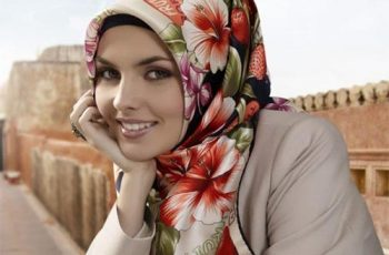 Turkish Hijab for Round Faces