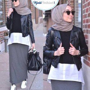 princess Jasmine Style Hijab