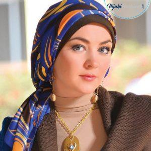 Cris-Cross Turban Hijab