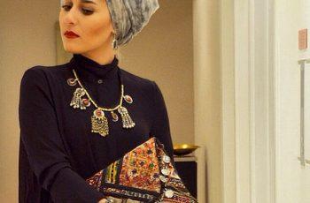Elegant Turban Hijab Style