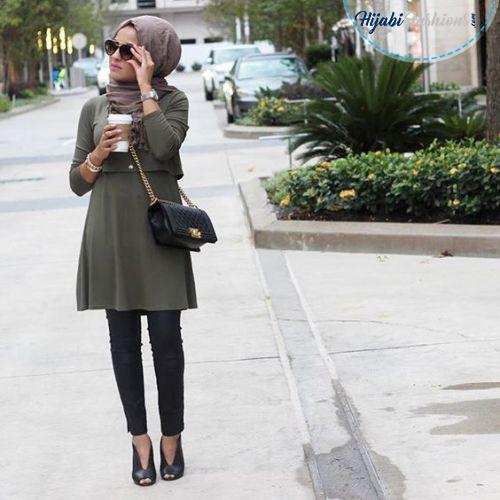 Hijab Style School