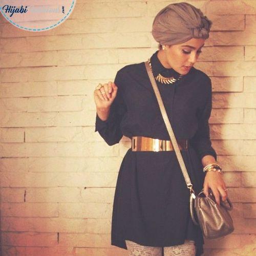 Karaca Turban Hijab