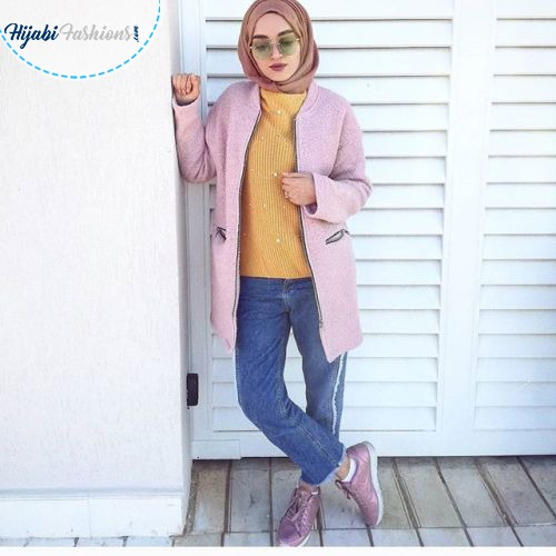71ad30f7ca Simple and Cute Hijab Styles For School Girls - Hijabi Fashions