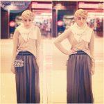 Beautiful turban hijab