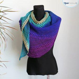 Crochet Shawl Pattern