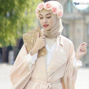 Crown hijab