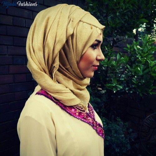 Egyptian Style Hijab