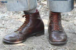 1940's Mens Shoes