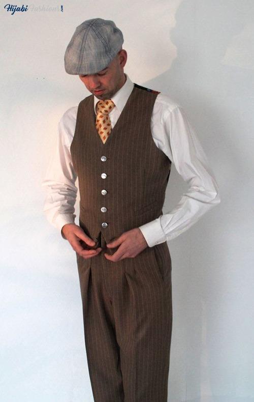 1940's Mens Waistcoat