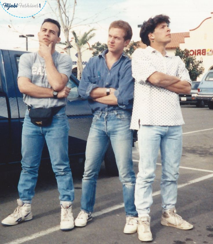80's Casual Fashion