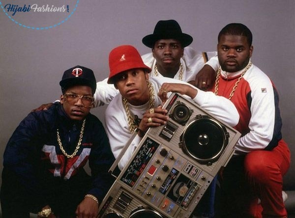 80's Hip Hop fashions