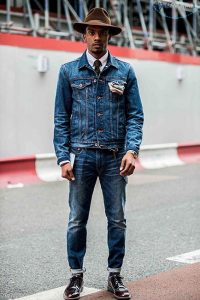 80's Jeans and Jackets