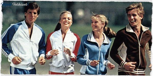 80's workout fashion