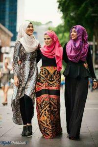 indonesian-hijab Style