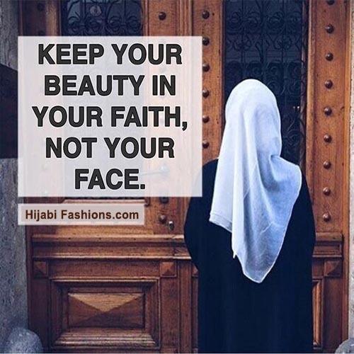 Beautiful Muslim Hijab Quotes And Sayings Hijabifashions