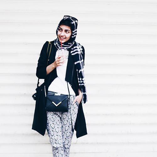 Iranian Hijab Style
