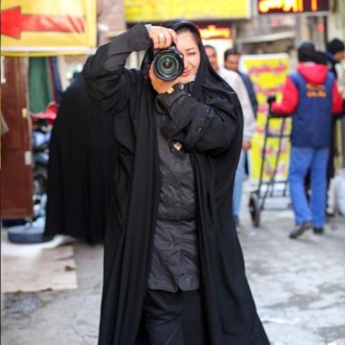 Iranian Hijab Style trend