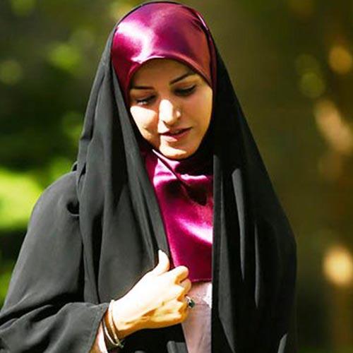 Iranian Hijab fashions