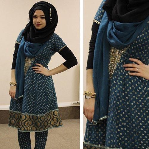 indian hijab 2018