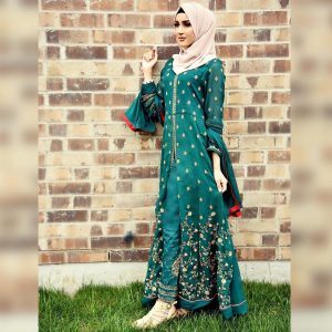 Pakistani Hijab Style queen froggy